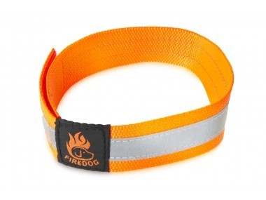 Signalhalsband 45cm orange